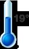Lufttemperatur Celeriner Stazersee